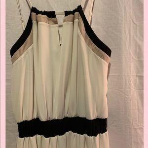 Heart Soul Maxi Dress Large👗